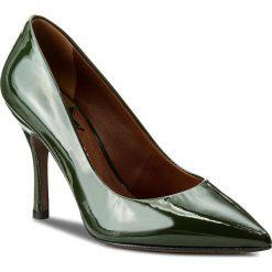 Szpilki MARELLA - Numitor 65260975 005. Zielone szpilki damskie Marella, z lakierowanej skóry. W wyprzedaży za 559.00 zł.