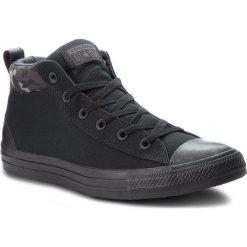 Trampki CONVERSE - Ctas Street Mid 161464C Black/Almost Black/Black. Trampki męskie marki Converse. W wyprzedaży za 219.00 zł.