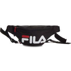 Saszetka nerka FILA - Waist Bag Slim 685003 Black 002. Czarne saszetki męskie Fila, z materiału, młodzieżowe. Za 79.00 zł.