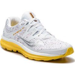 Buty SAUCONY - Guide Iso S20415-40 Wht. Białe buty sportowe męskie Saucony, z materiału. Za 579.00 zł.