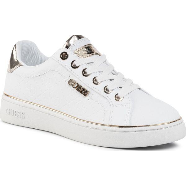 Sneakersy GUESS FL5BEK FAL12 WHITE 1