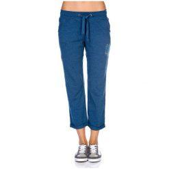 Roxy Spodnie Dresowe Rolled Up Pant Ocean S. Spodnie dresowe damskie Roxy, z bawełny. Za 255.00 zł.