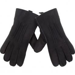 Rękawiczki Męskie UGG - M Sheepskin 3PT Glove 17391  Black. Czarne rękawiczki męskie UGG, ze skóry. Za 689.00 zł.