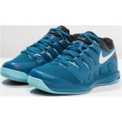 Nike Performance AIR ZOOM VAPOR X HC Obuwie multicourt green abyss/multicolor/bleach. Buty sportowe chłopięce Nike Performance, z gumy. Za 399.00 zł.