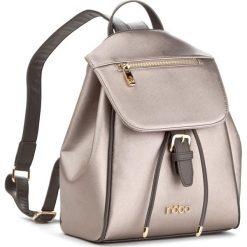 Plecak NOBO - NBAG-E0240-C014 Fioletowy. Brązowe plecaki damskie Nobo, ze skóry ekologicznej. W wyprzedaży za 159.00 zł.