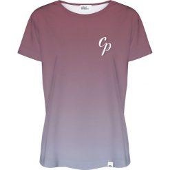 Colour Pleasure Koszulka damska CP-030 290 fioletowa r. XL/XXL. T-shirty damskie Colour Pleasure. Za 70.35 zł.