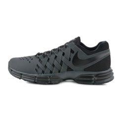 Nike Buty Treningowe Lunar Fingertrap Tr Grey 45.5. Szare buty sportowe męskie Nike, z gumy. W wyprzedaży za 239.00 zł.