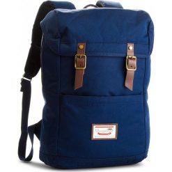 Plecak DOUGHNUT - D115-0069-F Navy. Niebieskie plecaki damskie Doughnut, z materiału. Za 329.00 zł.