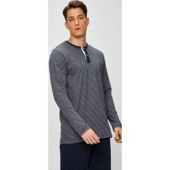 Tom Tailor Denim - Piżama. Szare piżamy męskie Tom Tailor Denim, z bawełny. W wyprzedaży za 179.90 zł.