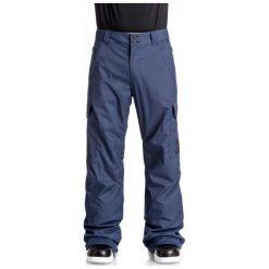 DC Spodnie Snowboardowe Banshee Pnt M Snpt bsn0 Insignia Blue S. Spodnie snowboardowe męskie marki WED'ZE. W wyprzedaży za 499.00 zł.