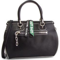Torebka MONNARI - BAGB920-020 Black. Czarne torebki do ręki damskie Monnari, ze skóry ekologicznej. W wyprzedaży za 209.00 zł.