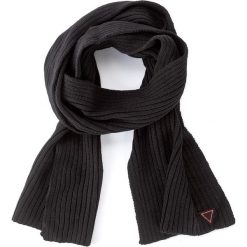 Szal GUESS - Country & Western- Not Coordinated Wool AM6517 WOL03 BLA. Czarne szaliki i chusty damskie Guess, z materiału. W wyprzedaży za 149.00 zł.