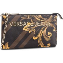 Torebka VERSACE JEANS - E3VSBPK4 70785 M27. Czarne torebki do ręki damskie Versace Jeans, z jeansu. Za 369.00 zł.
