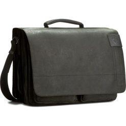 Torba na laptopa STRELLSON - Richmond 4010001260 Black 900. Czarne torby na laptopa męskie Strellson, z nubiku. W wyprzedaży za 959.00 zł.