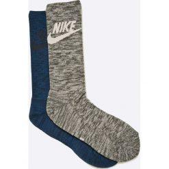 Nike Sportswear - Skarpety (2-pack). Szare skarpety męskie Nike Sportswear, z bawełny. W wyprzedaży za 17.90 zł.