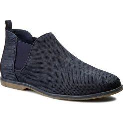 Wyprzedaż niebieskie obuwie męskie Kolekcja zima 2020