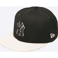 New Era - Czapka Contrast. Czarne czapki i kapelusze męskie New Era. W wyprzedaży za 99.90 zł.