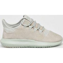 Adidas Originals - Buty Tubular Shadow. Szare obuwie sportowe damskie adidas Originals, z materiału. W wyprzedaży za 359.90 zł.