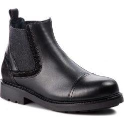 Sztyblety TOMMY HILFIGER - Active Leather Chels FM0FM01757 Black 990. Botki męskie marki Giacomo Conti. W wyprzedaży za 489.00 zł.
