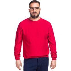 Sweter ALESIO SWT000087. Brązowe swetry przez głowę męskie Giacomo Conti, na jesień, z materiału, z klasycznym kołnierzykiem. Za 259.00 zł.