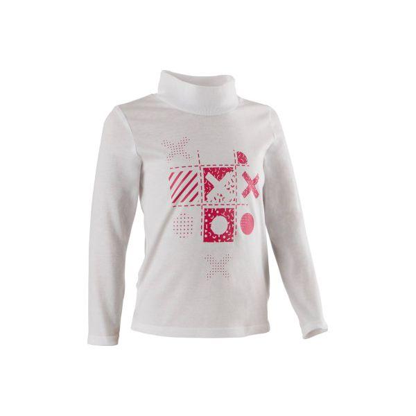 732bfcf9e Koszulka długi rękaw Gym & Pilates dla maluchów x2 - Bluzki z długim ...