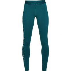 Under Armour Spodnie damskie Favorite Legging Graphic turkusowe r. M (1320623-716). Spodnie dresowe damskie marki Nike. Za 179.00 zł.