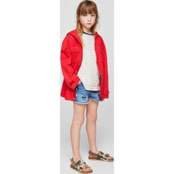 Mango Kids - Szorty dziecięce Lisam 116-164 cm. Spodenki dla dziewczynek marki Pulp. W wyprzedaży za 49.90 zł.