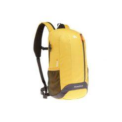 Plecak turystyczny NH100 20 l. Brązowe plecaki damskie QUECHUA, z materiału. Za 29.99 zł.