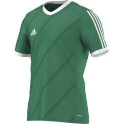 Adidas Koszulka piłkarska męska Tabela 14 zielono-biała r. XL (G70676). T-shirty i topy dla dziewczynek Adidas. Za 52.00 zł.