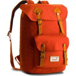 Plecak DOUGHNUT - 8077C-0027-F Cordura Rust. Brązowe plecaki damskie Doughnut, z materiału. Za 389.00 zł.