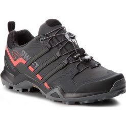 Buty adidas - Terrex Swift R2 AC7982 Carbon/Carbon/Hirere. Czarne trekkingi męskie Adidas, z materiału. Za 499.00 zł.