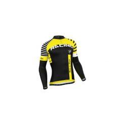 Bluza rowerowa męska FDX Blaze Cycling Long Sleeve Jersey M. Czarne bluzy męskie FDX, z jersey. Za 219.90 zł.