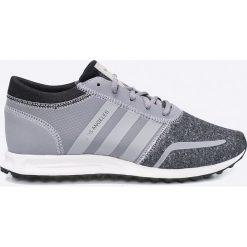 Adidas Originals - Buty Los Angeles. Szare buty sportowe męskie adidas Originals, z gumy. W wyprzedaży za 269.90 zł.