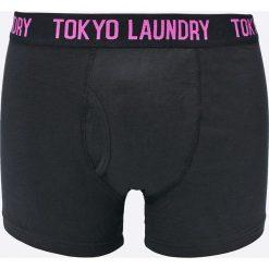 Tokyo Laundry - Bokserki (2-pack). Czarne bokserki męskie Tokyo Laundry, z bawełny. W wyprzedaży za 34.90 zł.
