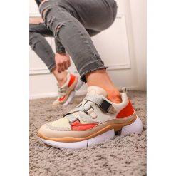 Damskie buty sportowe JELENA ECRU