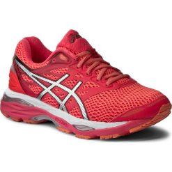 Buty ASICS - Gel-Cumulus 18 T6C8N Diva Pink/Silver/Coral Pink 2093. Czerwone obuwie sportowe damskie Asics, z materiału. W wyprzedaży za 349.00 zł.