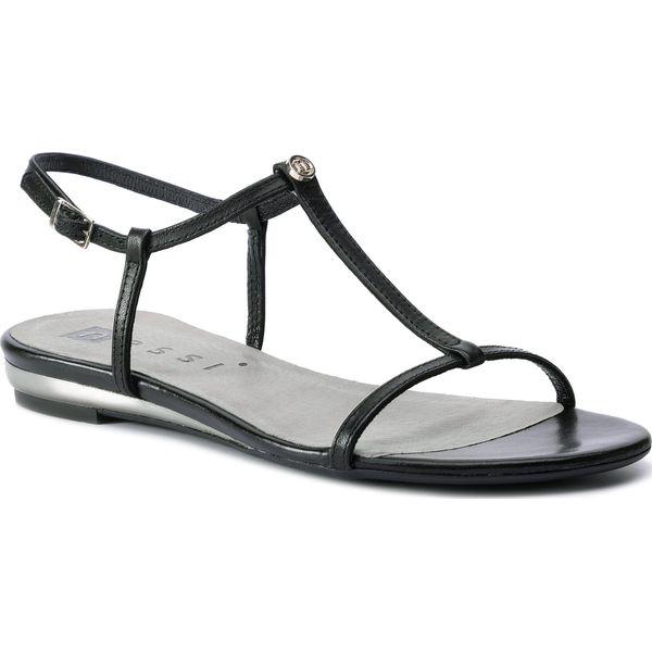 Sandały NESSI 4901 Czarny