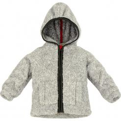 Kurtka polarowa w kolorze szarym. Szare kurtki i płaszcze dla chłopców Bondi, z polaru. W wyprzedaży za 62.95 zł.