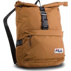 Plecak FILA - Rolltop Backpack Örebro 685045 Camel J82. Brązowe plecaki damskie Fila, z materiału, sportowe. W wyprzedaży za 159.00 zł.