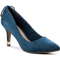 Szpilki JENNY FAIRY - LS4351-01 Niebieski 1. Niebieskie szpilki damskie Jenny Fairy, z materiału. Za 79.99 zł.