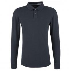 S.Oliver Koszulka Polo Męska L Ciemnoniebieski. Czarne koszulki polo męskie S.Oliver, z długim rękawem. Za 119.00 zł.
