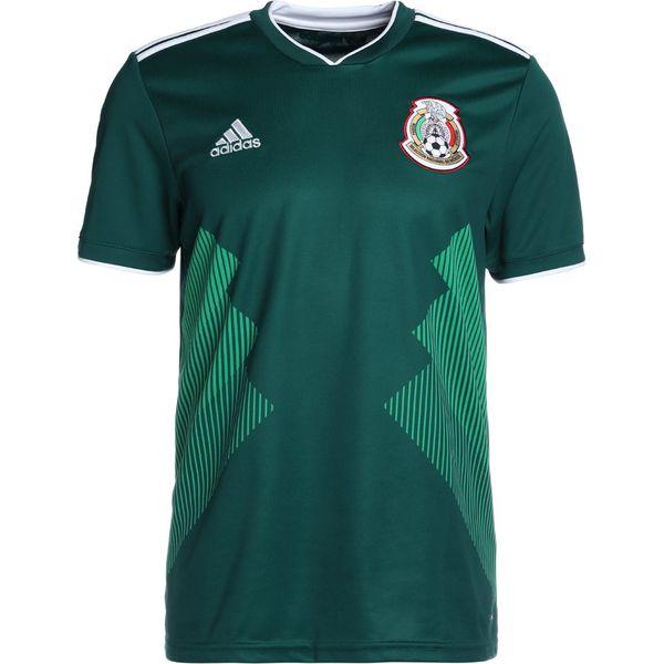 f3116593449e1 adidas Performance FMF MEXIKO HOME Koszulka sportowa green white ...