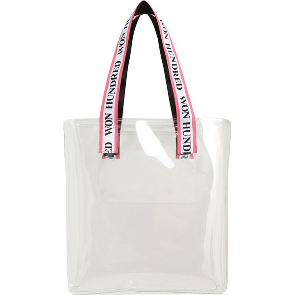 2e507b4a29a2c Won Hundred ASHANTI Torba na zakupy see through - Torebki shopper ...