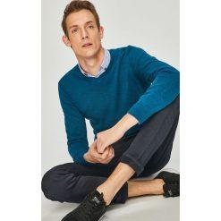 Medicine - Sweter Basic. Szare swetry przez głowę męskie MEDICINE, z bawełny. Za 99.90 zł.
