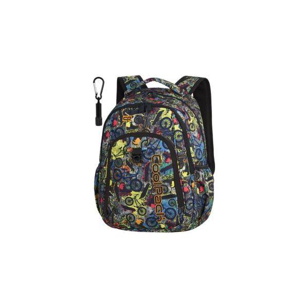 2f18b6753f268 Plecak młodzieżowy CoolPack STRIKE Freestyle - Torby i plecaki ...