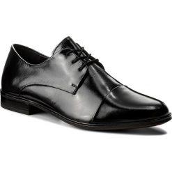 Półbuty LASOCKI FOR MEN - MI08-C318-356-01 Czarny. Czarne eleganckie półbuty Lasocki For Men, z lakierowanej skóry. Za 189.99 zł.