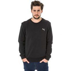 Puma Bluza męska ESS Crew Sweat  czarna r. XL (838367-01). Bluzy męskie marki KALENJI. Za 108.77 zł.