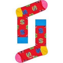 Happy Socks - Skarpety Andy Warhol Dollar. Szare skarpety męskie Happy Socks. Za 49.90 zł.