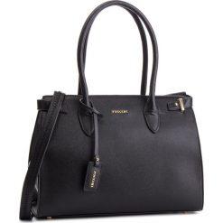 Torebka PUCCINI - BT28601 Czarny 1. Czarne torebki do ręki damskie Puccini, ze skóry ekologicznej. W wyprzedaży za 209.00 zł.