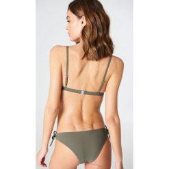 Filippa K Dół od bikini Mini - Green. Zielone bikini damskie Filippa K. W wyprzedaży za 80.98 zł.